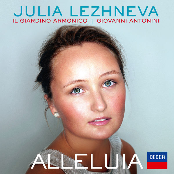 Julia Lezhneva - Alleluia (Vivaldi - Haendel - Mozart)
