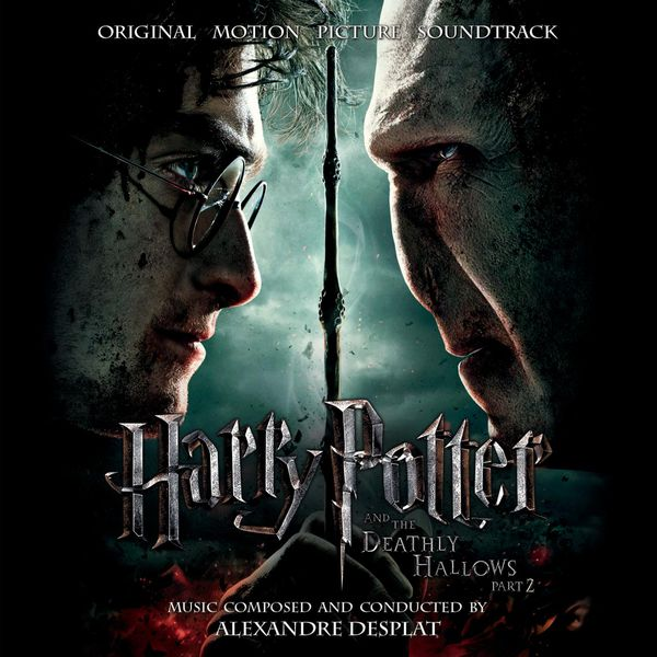 Alexandre Desplat - Harry Potter And The Deathly Hallows, Part 2 (2011) / Original Motion Picture Soundtrack