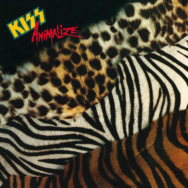 Kiss - Animalize