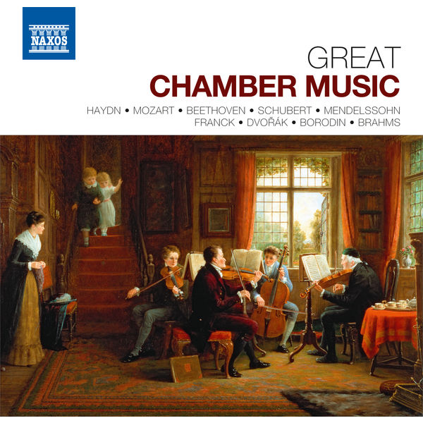 Kodaly Quartet - Great Chamber Music