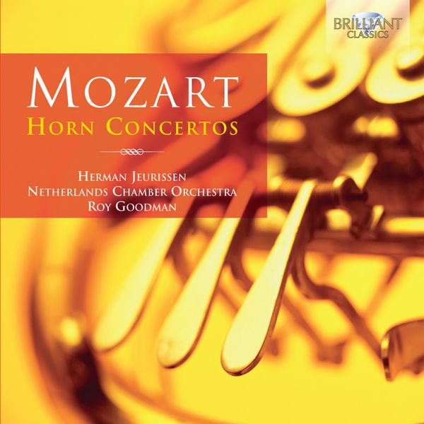 Netherlands Chamber Orchestra - Concertos pour cor