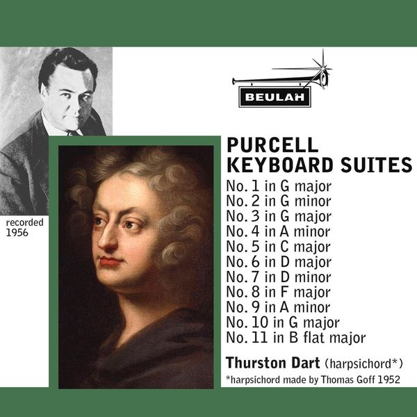 Thurston Dart - Purcell Keyboard Suites
