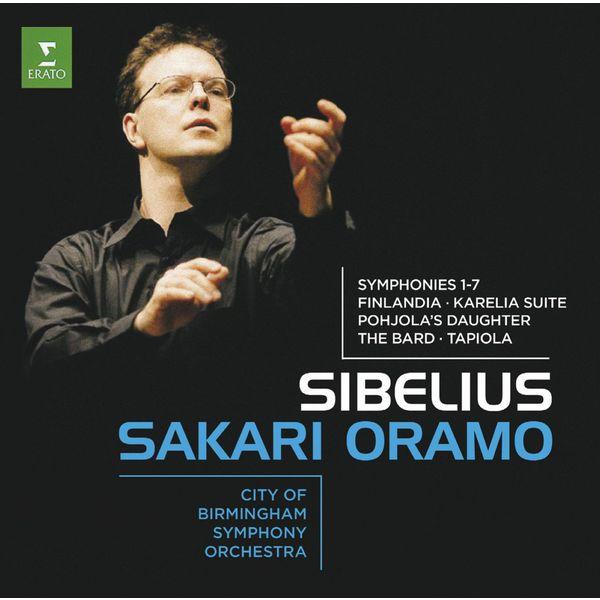 Sakari Oramo - Symphonies Nos 1 - 7 & Orchestral Works
