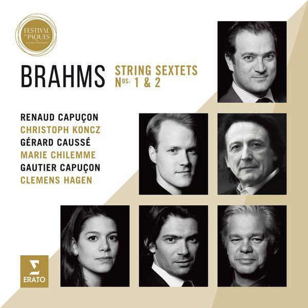 Renaud Capuçon - Brahms: String Sextets (Live from Aix Easter Festival 2016)