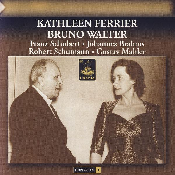 Gustav Mahler - Mahler: Kindertotenlieder - Schubert, Schumann, Brahms: Lieder