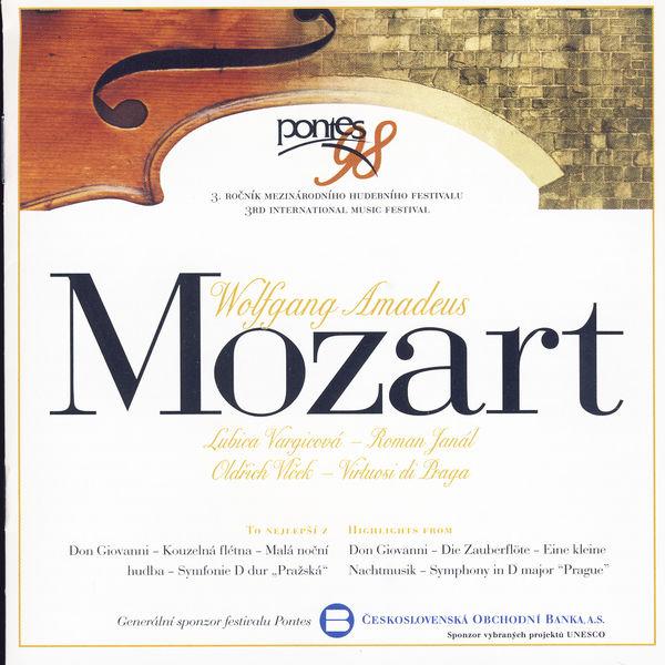 Virtuosi Di Praga - Pontes 98 - Wolfgang Amadeus Mozart