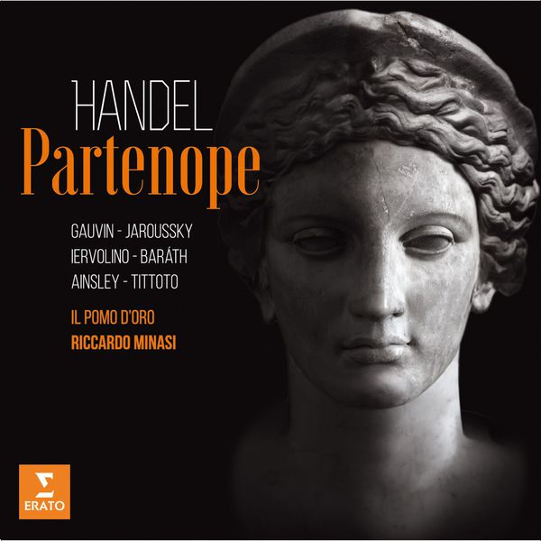 Karina Gauvin Handel: Partenope