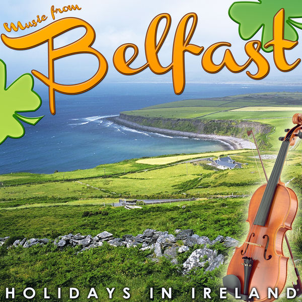 Celtic Rhythm Dancers Gaelic Band - Music from Belfast. Holidays in Ireland