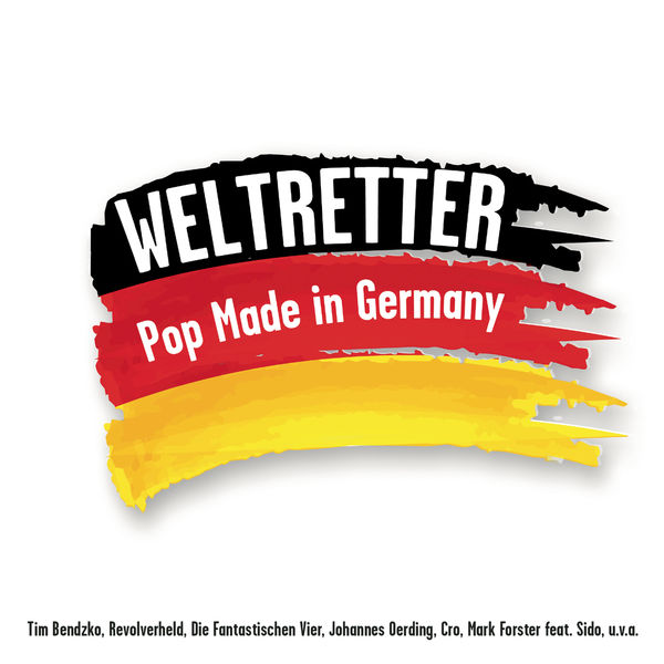 Various Artists - Made in Germany (Weltretter)