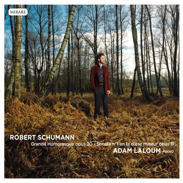 Adam Laloum - Robert Schumann : Sonate pour piano n°1 - Grande Humoresque