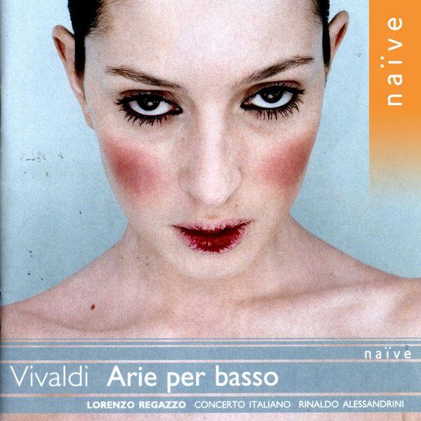 Rinaldo Alessandrini - Antonio Vivaldi : Arie per Basso (Opere teatrale,  vol. 7)