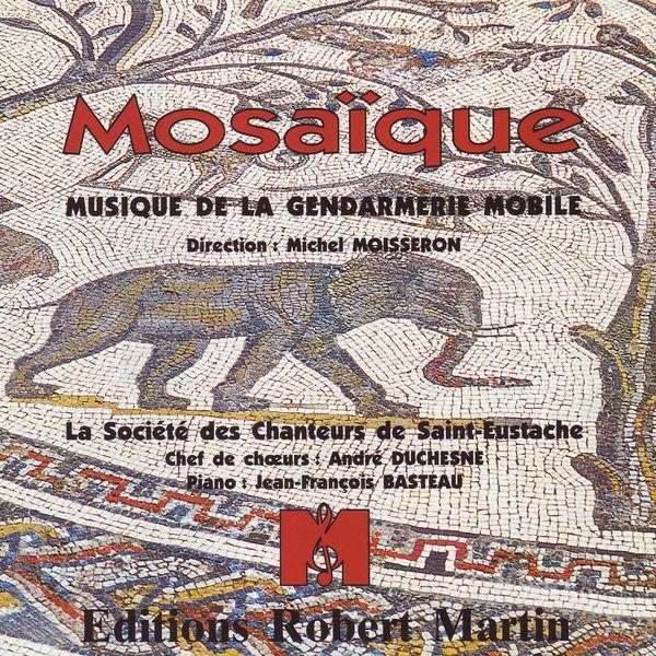Musique De La Gendarmerie Mobile Mosaïque