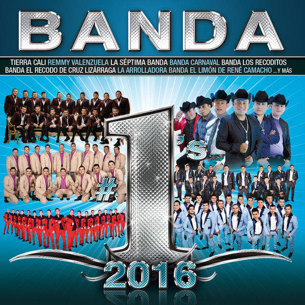 Various Artists - Banda #1's 2016
