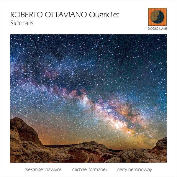 Roberto Ottaviano QuarkTet - Sideralis