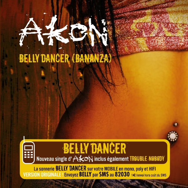 Akon bananza (belly dancer) 2013 remix (available download.
