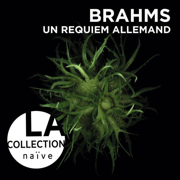 Accentus - Laurence Equilbey - Johannes Brahms : Un requiem allemand