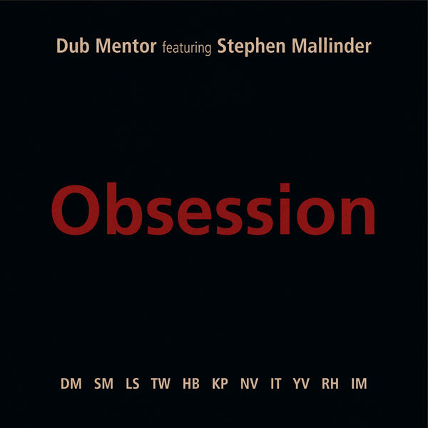 Stephen Mallinder - Obsession