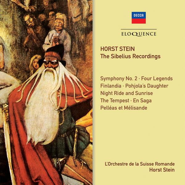 Horst Stein - Horst Stein - The Sibelius Recordings