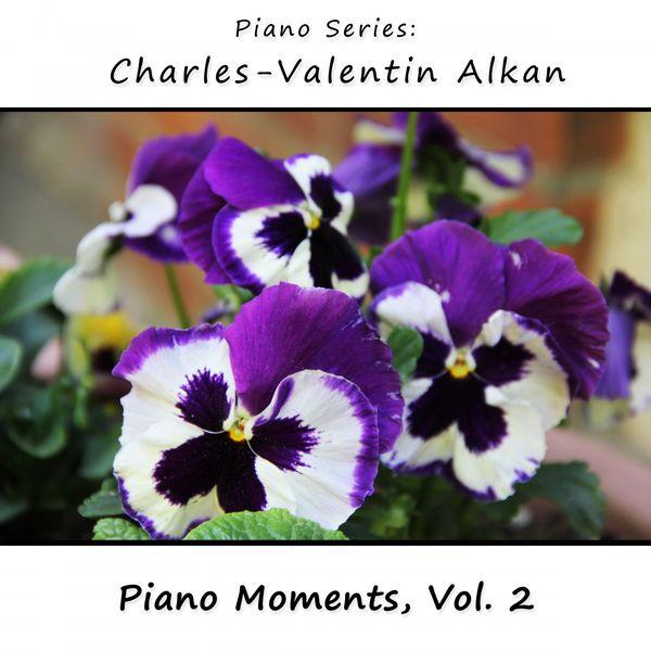 James Wright Webber - Charles-Valentin Alkan: Piano Moments, Vol. 2