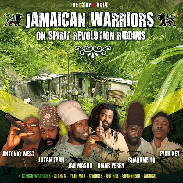 Spirit Revolution - Jamaican Warriors