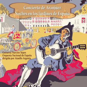 Concierto de aranjuez noches en los jardines de espa a compositeurs divers par joaquin - Noche en los jardines de espana ...