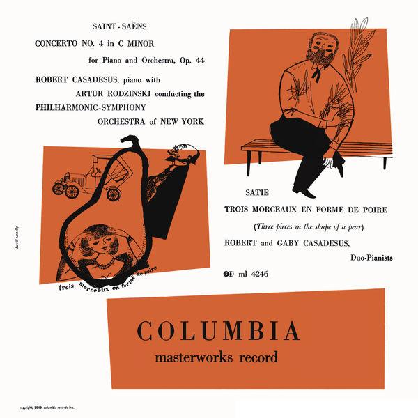 Various Artists - Satie & Saint-Saëns - Early Recordings