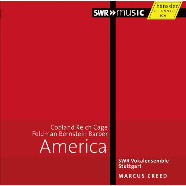 Kerstin Steube-Konig - America (Copland - Reich - Feldman - Bernstein - Cage - Barber)