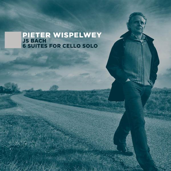 Pieter Wispelwey - Johann Sebastien Bach : 6 Suites pour violoncelle solo