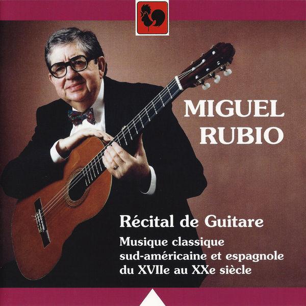 Maria Luisa Anido - Récital de Guitare: Musique classique sud-américaine et espagnole du XVIIe au XXe siècle (Guitar Recital: Classic South American and Spanish Music from the 17th to the 20th Century)