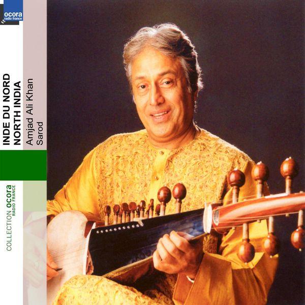 Amjad Ali Khan - Inde du Nord, North India (sarod)