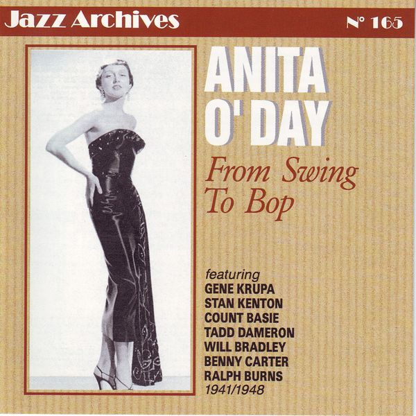 Anita O'Day - From swing to bop