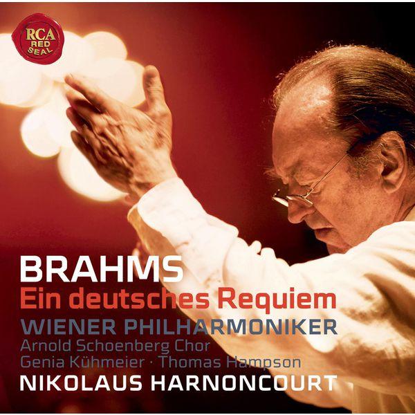 Nikolaus Harnoncourt - Johannes Brahms : Ein Deutsches Requiem