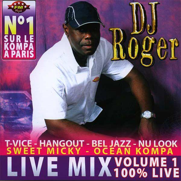 Various Artists - DJ Roger Live Mix, Vol. 1 (Live)