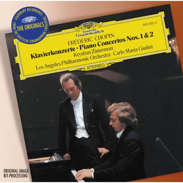 Krystian Zimerman - Chopin: Piano Concertos Nos. 1&2