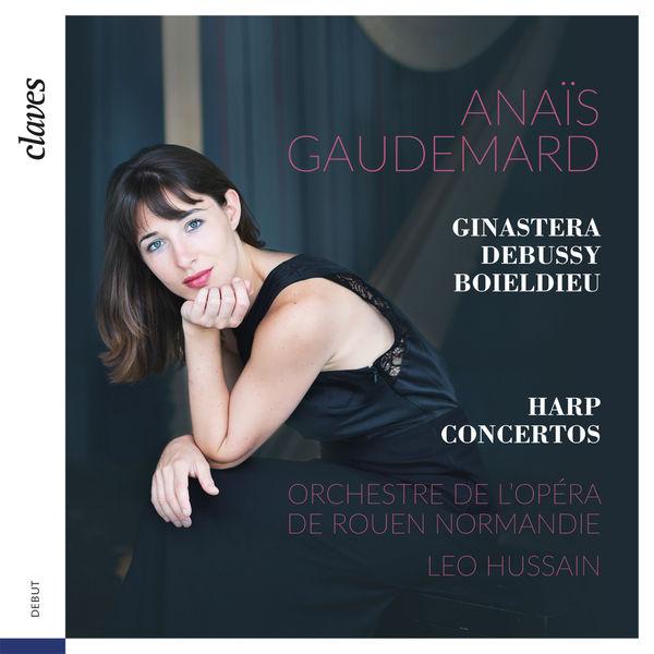 Alberto Ginastera - Harp Concertos (Ginastera/Debussy/Boieldieu)
