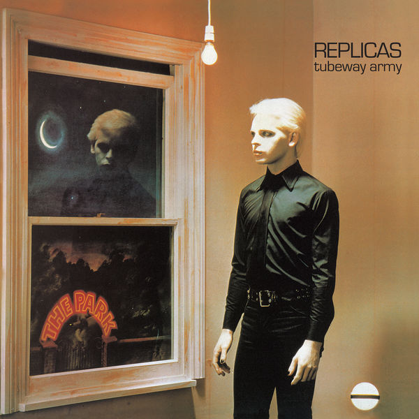 Tubeway Army - Replicas