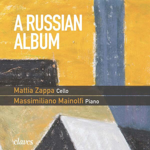 SergeiProkofiev - A Russian Album