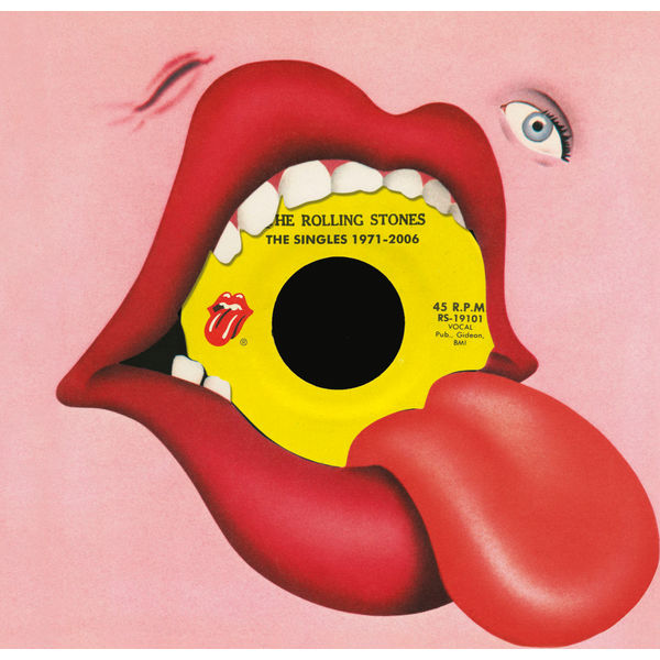 The Rolling Stones - The Rolling Stones Singles Box Set (1971-2006)