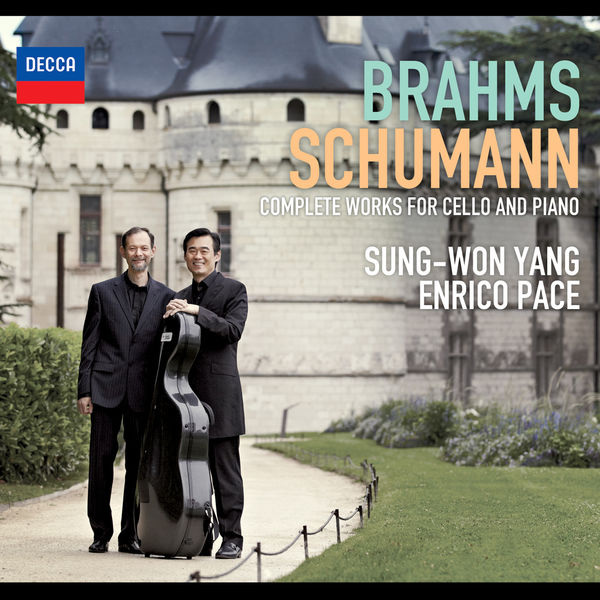 Sung-Won Yang - Brahms, Schumann - Complete Works For Cello And Piano
