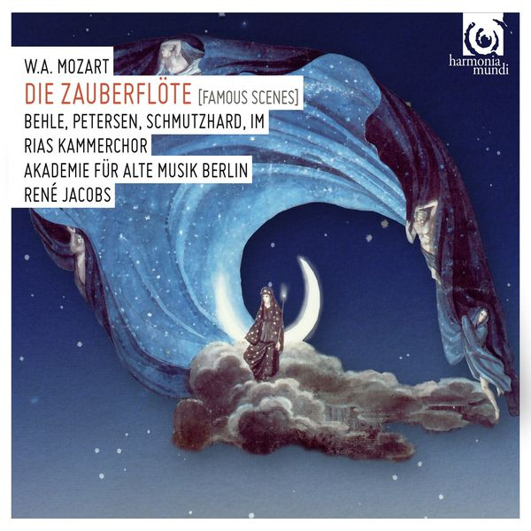 René Jacobs - Mozart: Die Zauberflöte (Famous Scenes)
