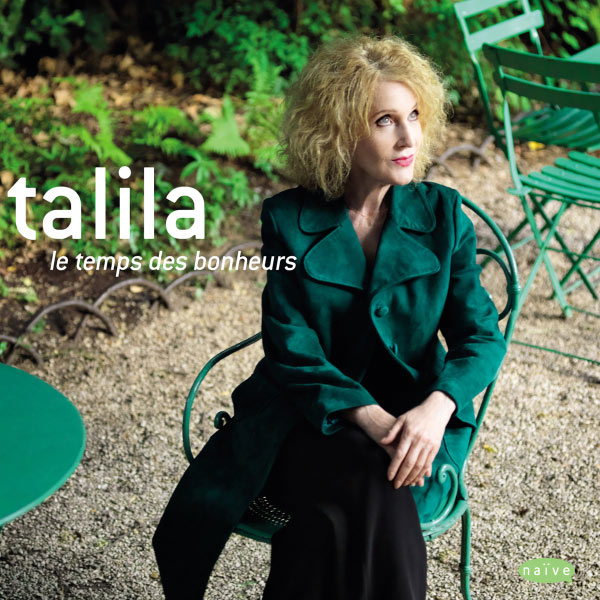 Talila - Le Temps des bonheurs