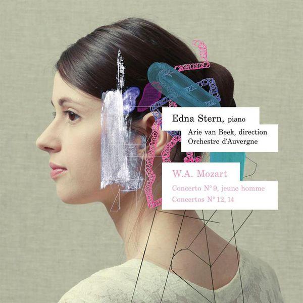"""Orchestre d'Auvergne - Mozart: Concerto No. 9, """"Jeune Homme"""" et Concertos Nos. 12 & 14"""