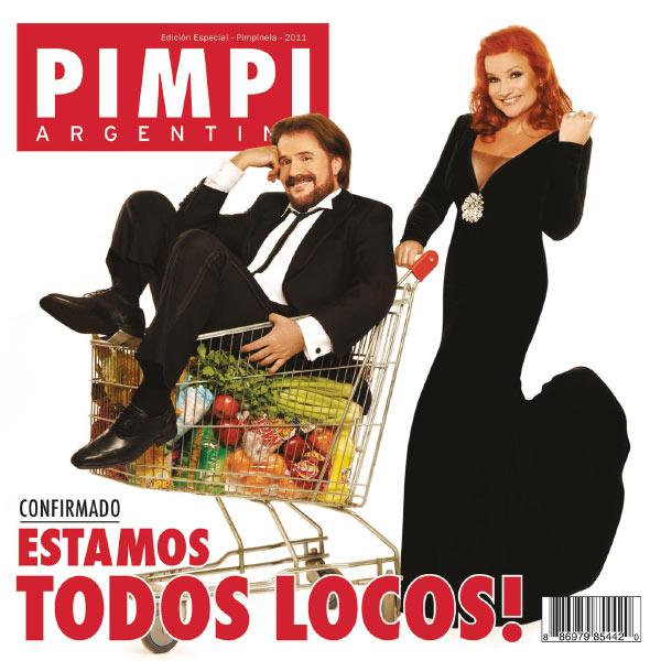 Pimpinela - Estamos Todos Locos