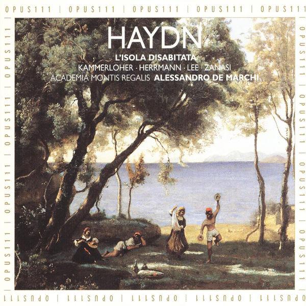 Academia Montis Regalis - Haydn: L'isola disabitata