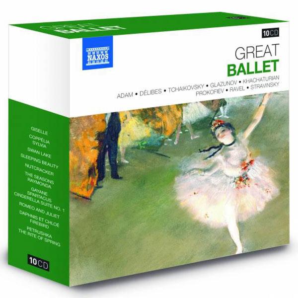 Slovak Radio Symphony Orchestra - Great Ballet