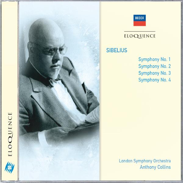 London Symphony Orchestra - Sibelius : Symphonies Nos.1 - 4