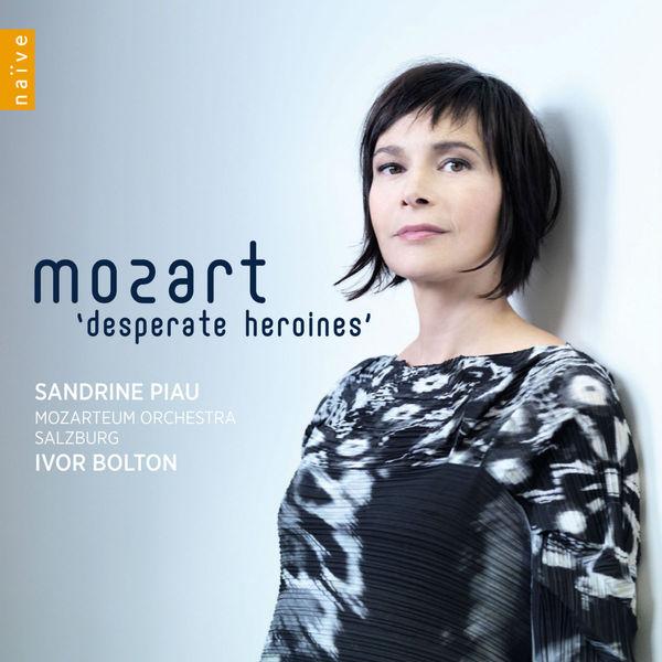 Sandrine Piau Mozart Desperate Heroines