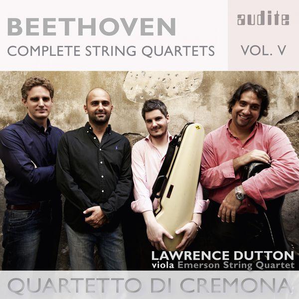 Lawrence Dutton - Beethoven: Complete String Quartets, Vol. 5