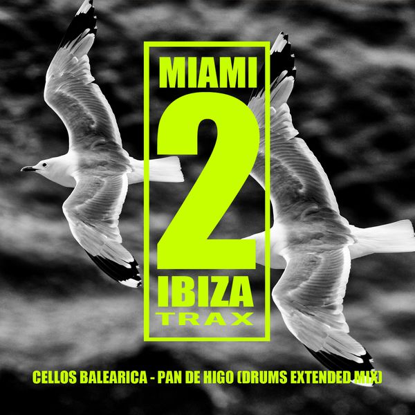 Cellos Balearica - Pan de Higo (Drums Extended Mix)