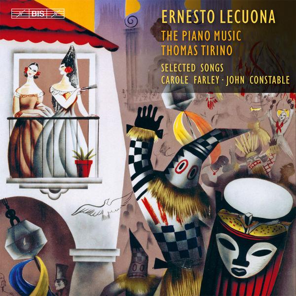 Thomas Tirino - Lecuona: The Piano Music